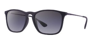 Óculos de sol Ray-Ban modelo Chris RB4187