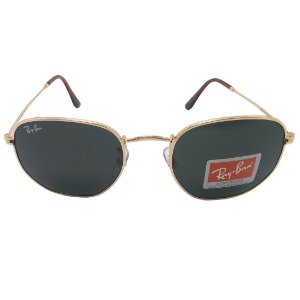Óculos de sol Ray-Ban modelo RB3548 Hexagonal Flat 51mm