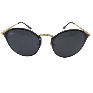 Óculos de sol Ray-Ban Blaze Round modelo RB3574