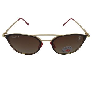 Óculos de sol Ray-Ban RB3601 Scuderia Ferrari Collection Lente Polarizada