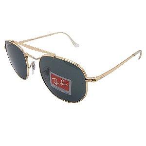 Óculos de sol Ray-Ban Marshal 54mm modelo RB3648