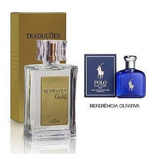 Perfume Masculino Hinode Traduções Gold nº29 (Fragrancia Do Polo Blue) 100Ml