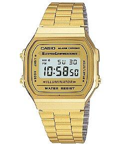 Relógio Casio Vintage A168W - Acabando