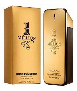 Perfume Importado Masculino 1 Million De Paco Rabbane