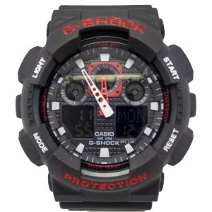 Relógio Casio G-Shock GA-100 Digital Analógico - Pronta Entrega