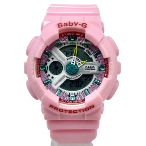 Relógio Casio G-Shock Baby-G BA-110 Digital Analógico - Pronta Entrega