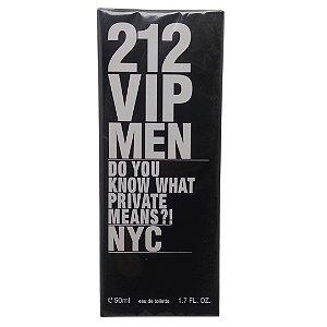 Perfume importado 212 VIP masculino contratipo 50ml –  promoção