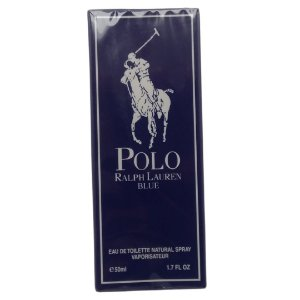 Perfume importado Polo Blue Azul masculino contratipo 50ml – promoção