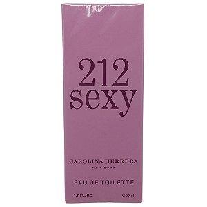 Perfume importado 212 SEXY feminino contratipo 50ml –promoção
