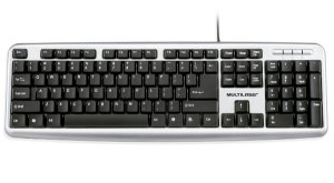 Teclado USB TC067 Multilaser