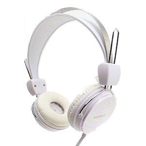 Fone de ouvido Urban Headphone Mymax – HT373-WH