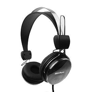 Fone de ouvido Urban Headphone Mymax – HT373-BK