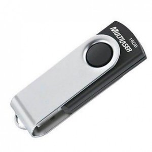Pen Drive 16 GB Twist Multilaser - PD588