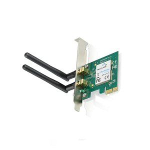 Placa de Rede Wireless PCI Express Multilaser – RE049