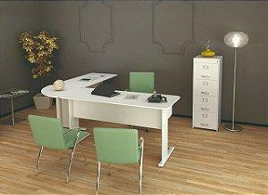Mesa para escritório Maxxi Pandin