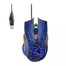 Mouse USB Gamer Lightning Multilaser – MO250