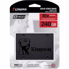 HD SSD Kingston A400 240GB SA400S37/240G