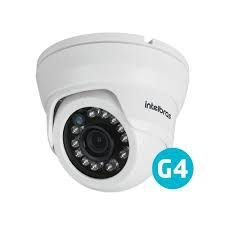 Câmera de Segurança Intelbras Infravermelho Dome VMD 1120 G4