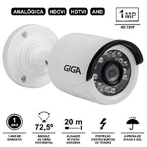 Câmera de Segurança Giga Infravermelho Bullet GS0014