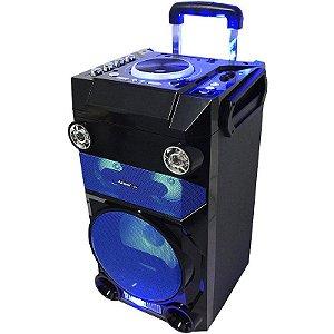Caixa de som amplificada 300W ACA 300 Amvox