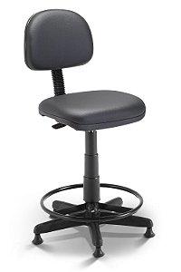 Cadeira Caixa Estofada Plaxmetal