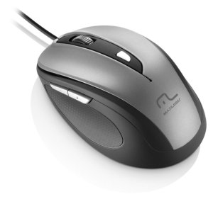 Mouse USB Comfort MO242 Multilaser
