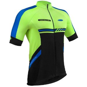 dc4c6bd11 Camisa Para Ciclista Refactor Lumina Verde Proteçao Uv+50 Masculina