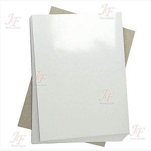 Papel Fotográfico Glossy Adesivo 80G/M² - A4 - Para Tinta Corante - 100 Folhas