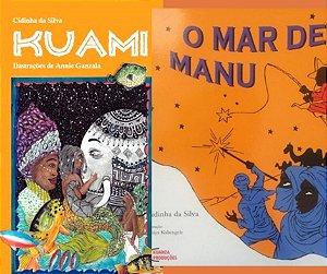 Combo 10 - Kuami (50,00) + O mar de Manu (20,00)