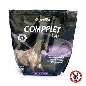 Suplemento para Cavalos Compplet Max Organnact - 2kg