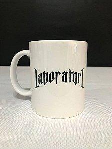 LABORATORI - CANECA PORCELANA