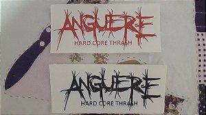 ADESIVOS ANGUERE HARDCORE TRASH