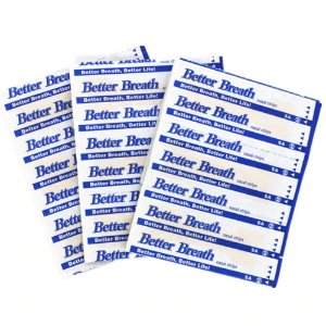 120 Adesivos Dilatador Nasal Para Esportes, Anti Ronco - Breathe Better