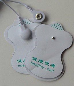 Eletrodos Pads para Eletroestimulador (PAR)