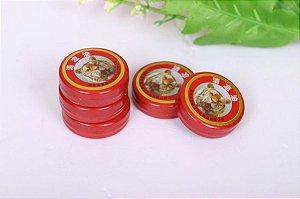 10 Pomada Balsamo de Tigre Chines 3g (Total 30g) - Massagem e Tratamento Dor Muscular, cabeca, gripe.