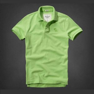 Polo Abercrombie & Fitch Masculina Beaver Mountain - Green