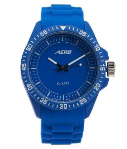 Relógio Aéropostale Athletic Rubber - Forever Blue