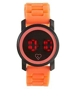 Relógio Aéropostale Feminino LLD Sport LED - Radiant Coral