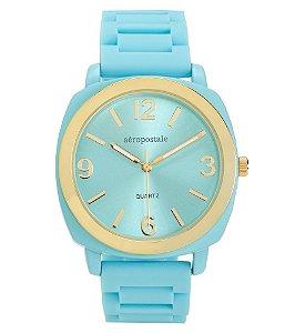 Relógio Aéropostale Feminino Gold Trim - Seawave