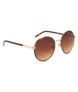 Óculos Aéropostale Round Tortoiseshell - Brown