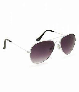 Óculos Aéropostale Neon Aviators - White Wash