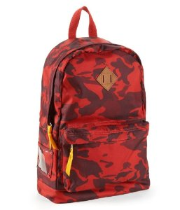 Mochila Aéropostale Camo Backpack - Red