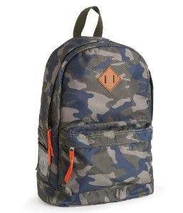 Mochila Aéropostale Camo Backpack - Green
