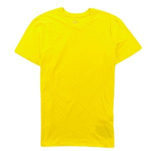 Camiseta Armani Exchange Masculina Crew Neck Tee - Yellow Light