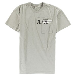 Camiseta Armani Exchange Masculina Pocket Tee - Grey
