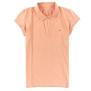 Polo Calvin Klein Feminina Cap Sleeve - Peach