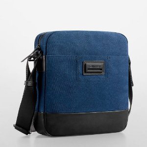 Bolsa Calvin Klein Eric Urban Daypack Bag - Navy