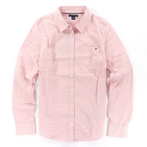 Camisa Tommy Hilfiger Feminina Solid - Lemon