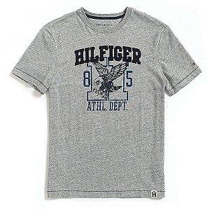Camiseta Tommy Hilfiger Masculina Eagle - Grey