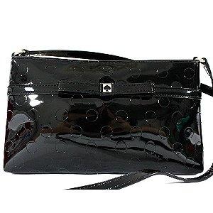 Bolsa Kate Spade Amy Camellia Street Bag - Black